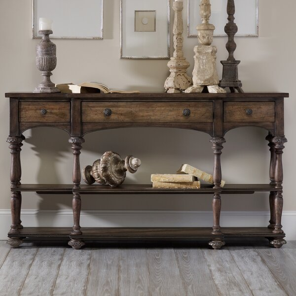 Rhapsody Console Table by Hooker Furniture