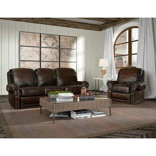 Premier ll Leather Configurable Living Room Set