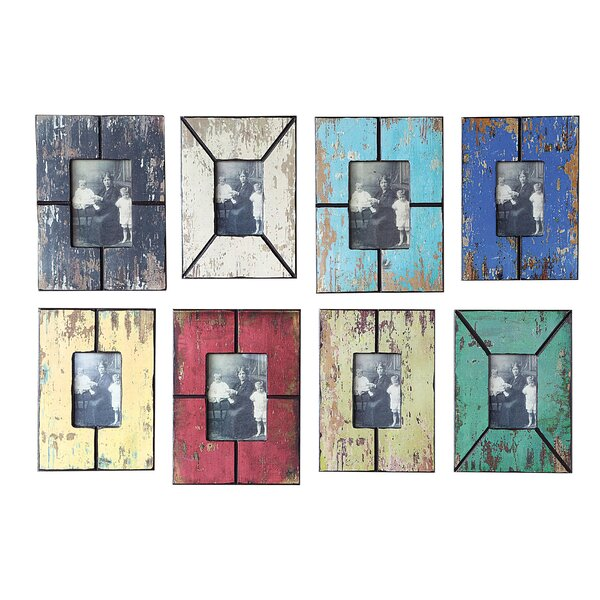 Dahms Photo Frames (Set of 8) by 17 Stories