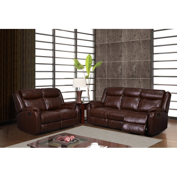 Configurable Reclining Living Room Set by Global Furniture USA