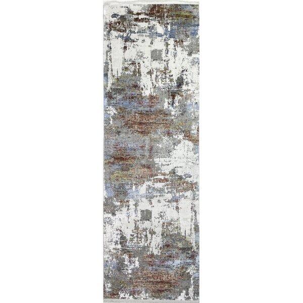 Howton Power Loom Ivory/Rust Rug