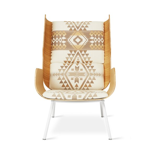 Elk Wingback Chair by Gus* Modern