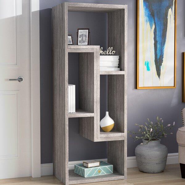 Barbican Geometric Bookcase by Corrigan Studio