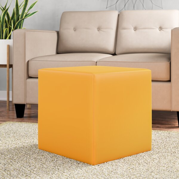 Thill Cube Ottoman by Latitude Run
