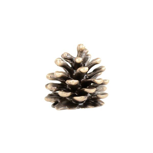 Ponderosa Cone Finial by Timber Bronze 53, LLC