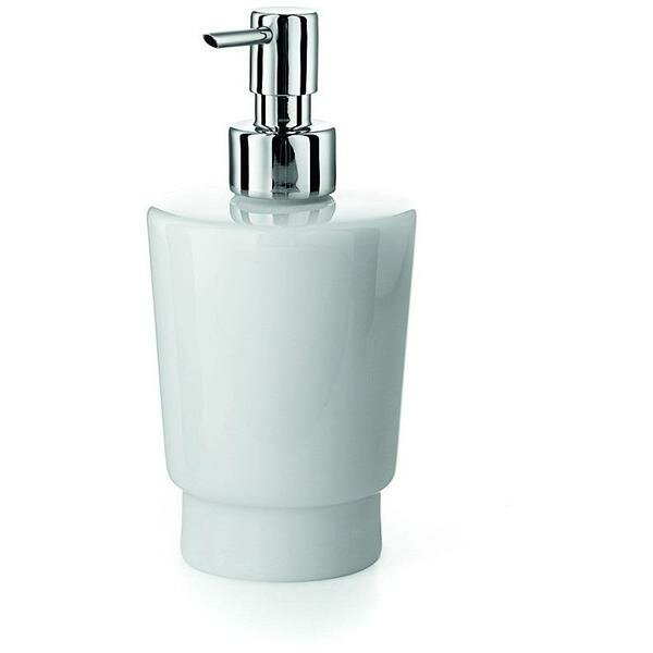 South Lamar Wall Mounted Soap & Lotion Dispenser by Orren Ellis