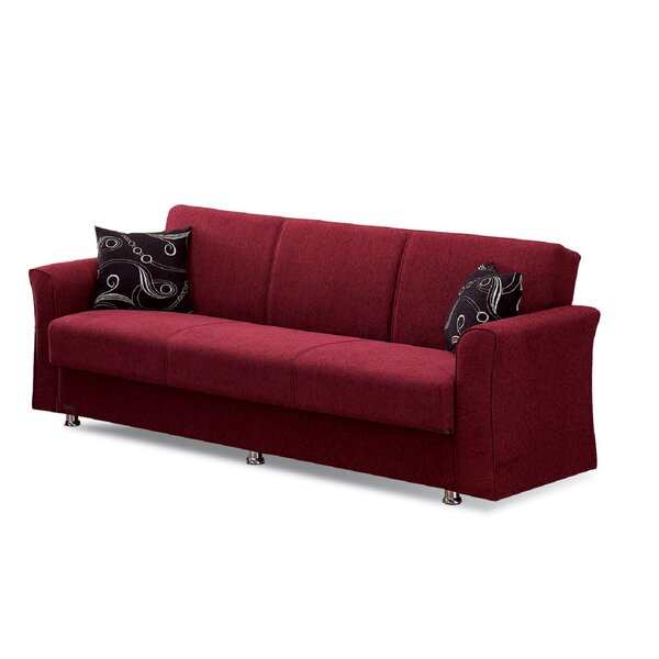 Valuable Brands Eukleides Sleeper Sofa by Ebern Designs by Ebern Designs