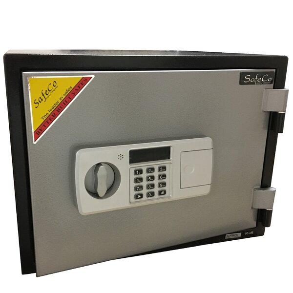 SafeCo HS35-ET Home Fireproof Safe by SafeCo