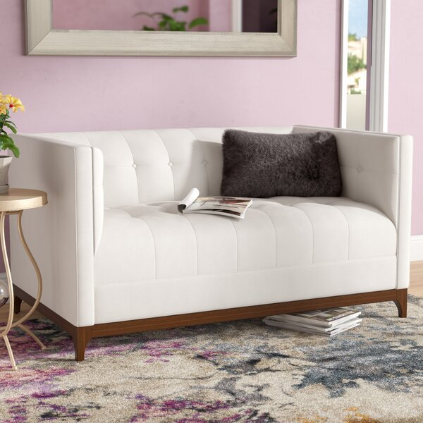 Weitzman Loveseat by Latitude Run