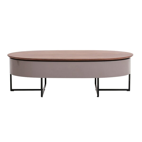 Wooten Coffee Table with Lift Top by Corrigan Studio