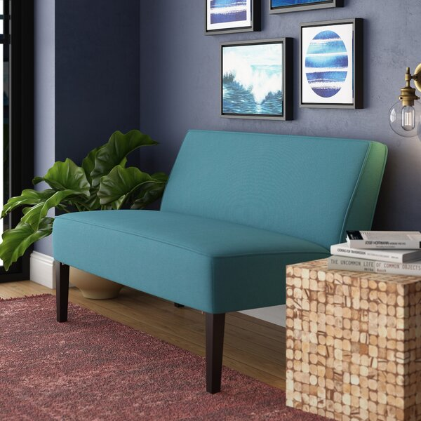 Allen Park Fabric Loveseat by Beachcrest Home