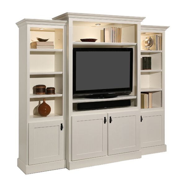 French Restoration Shaker Entertainment Center for TVs up to 50