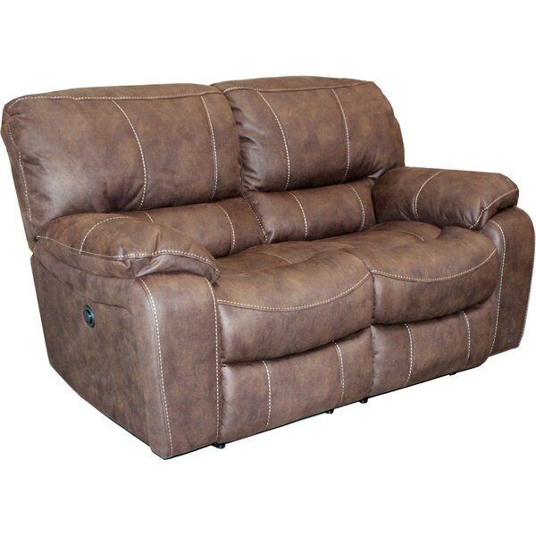#2 Roderick Manual Dual Reclining Loveseat By Red Barrel Studio Cool