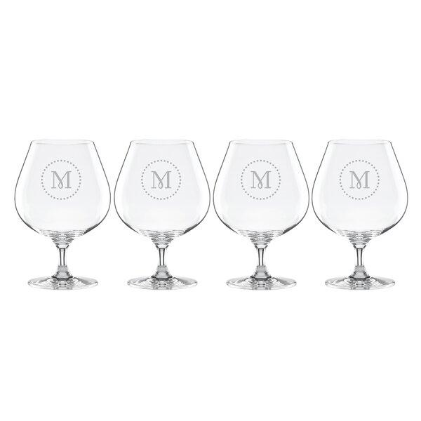 Lenox Tuscany 22 oz. Crystal Snifter Glass (Set of 4) by Lenox
