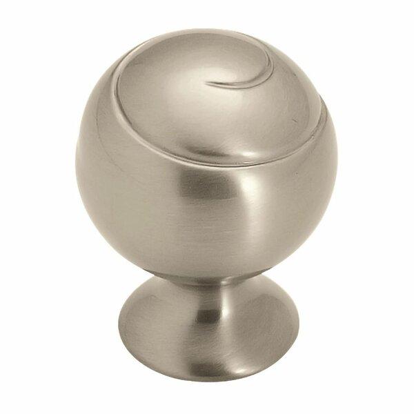 Swirl'Z Round Knob by Amerock