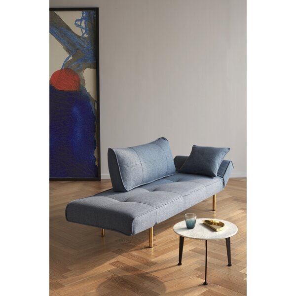 Zeal Convertible Sofa by Innovation Living Inc.