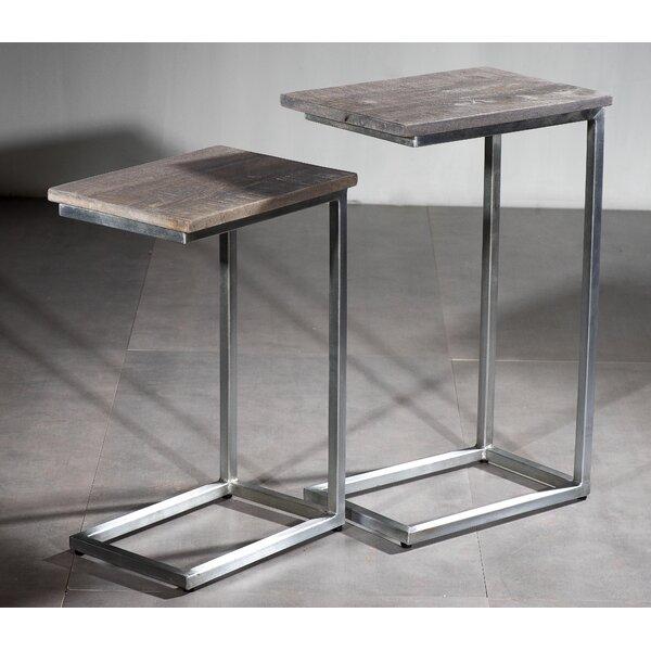 Avon 2 Piece Nesting Tables By Brayden Studio