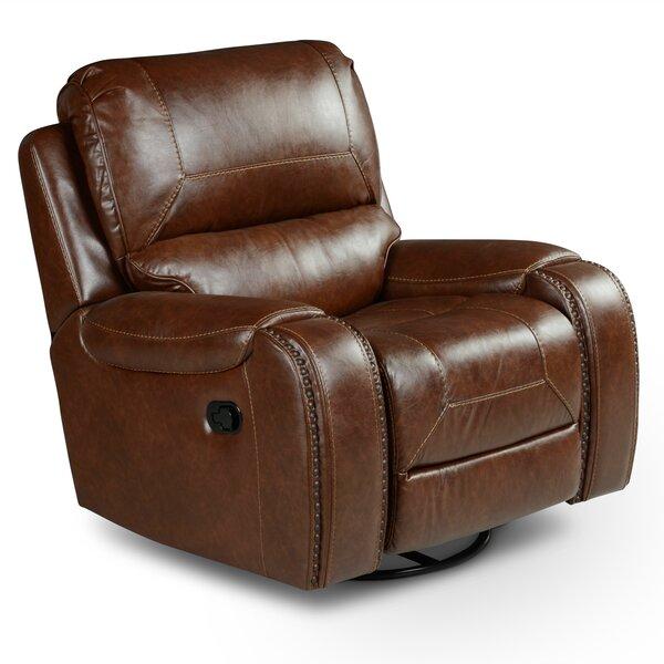 Tallula Faux Leather Manual Recliner W003193839