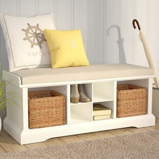 Wabasso Upholstered Storage Bench