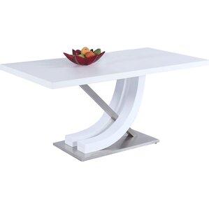 Bradon Dining Table by Orren Ellis