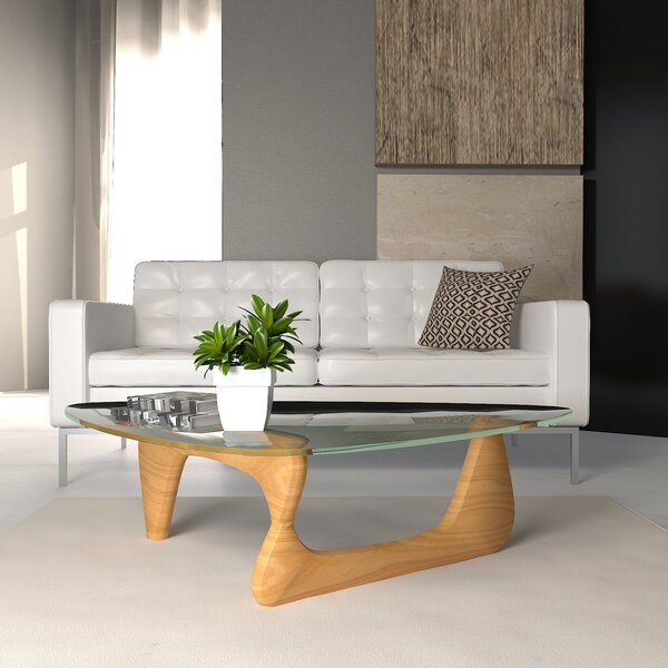 Cali Coffee Table by Orren Ellis Orren Ellis