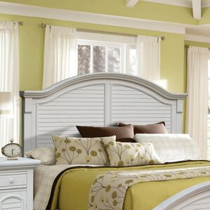 Laguna Panel Headboard by Rosecliff Heights