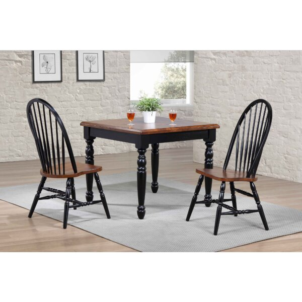 Farmhouse 3 Piece Dining Set by Tennessee Enterprises INC