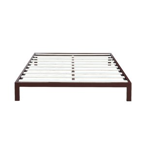 Modern Metal Platform Bed Frame by Madison Home USA