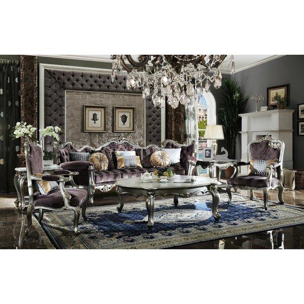 Curcio End Table by Astoria Grand