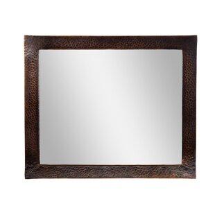 The Copper Factory Rectangular Mirror