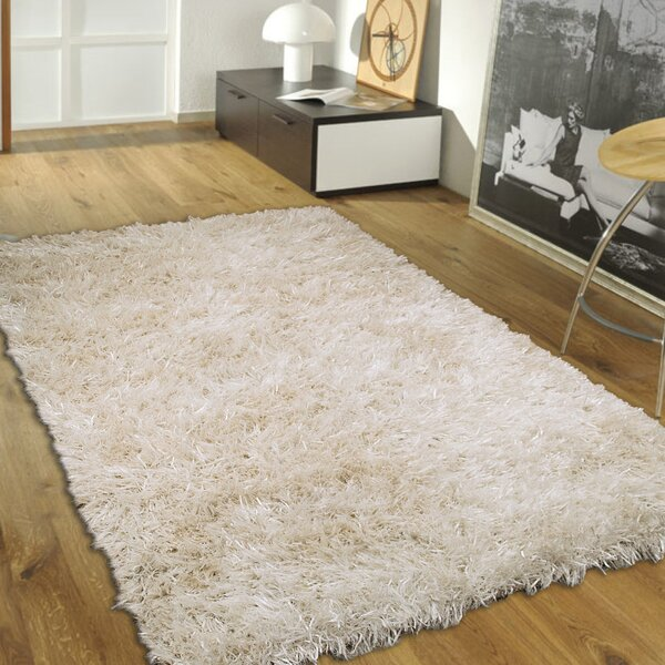 Hand-Knotted Brown Area Rug by AllStar Rugs