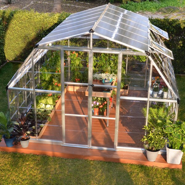 Americana 12 Ft. W x 12 Ft. D Greenhouse by Palram