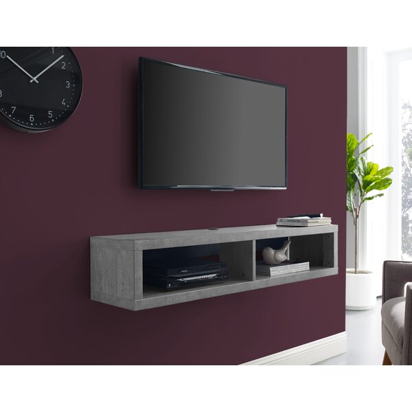 Maurine Floating TV Stand For TVs Up To 60