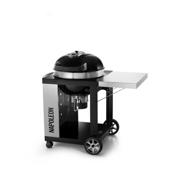 45 Pro Cart Kettle Charcoal Grill by Napoleon