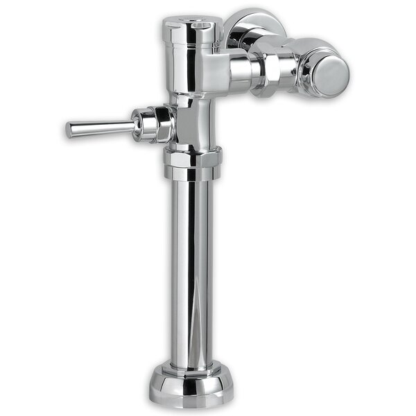 Manual 0.5 GPF Urinal Flush Valve Kit by American Standard