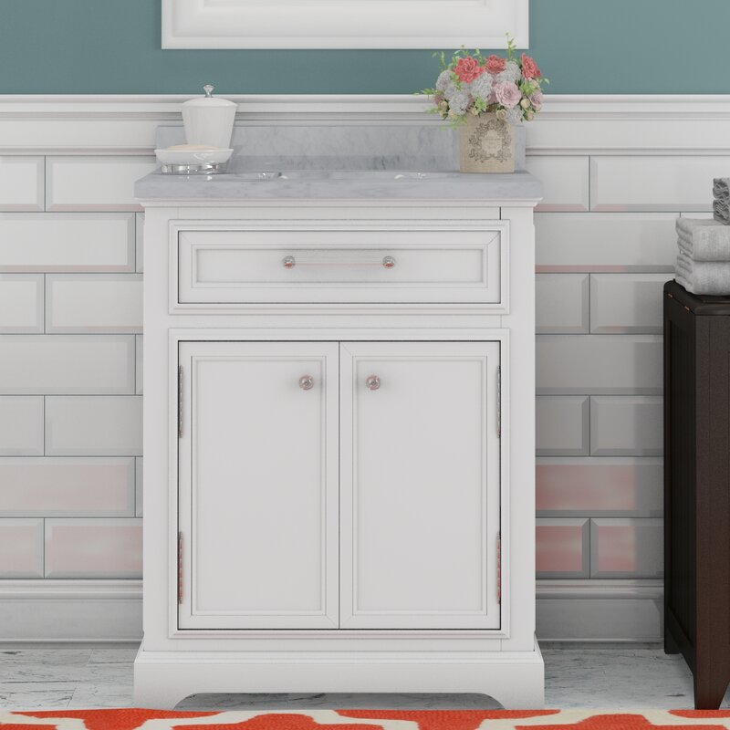 Bergin Single Bathroom Vanity