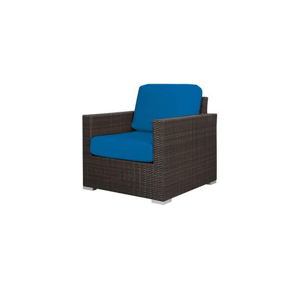 Ronning Patio Chair with Cushions by Brayden Studio