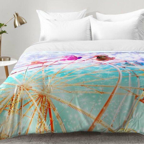 Galaxy Wheel Comforter Set