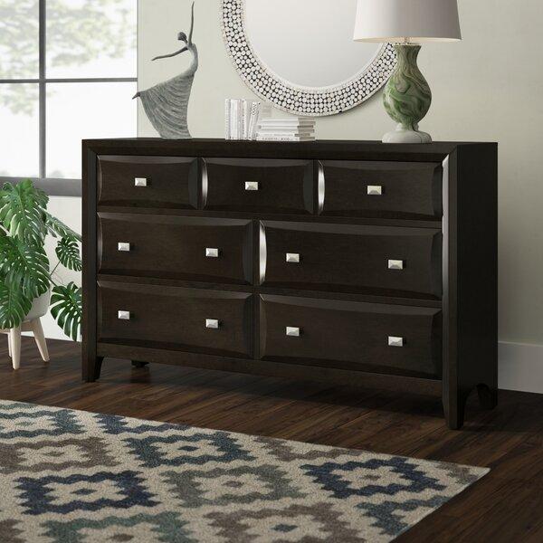Ryerson 7 Drawer Standard Dresser by Brayden Studio