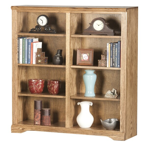 Rex Standard Bookcase by Millwood Pines