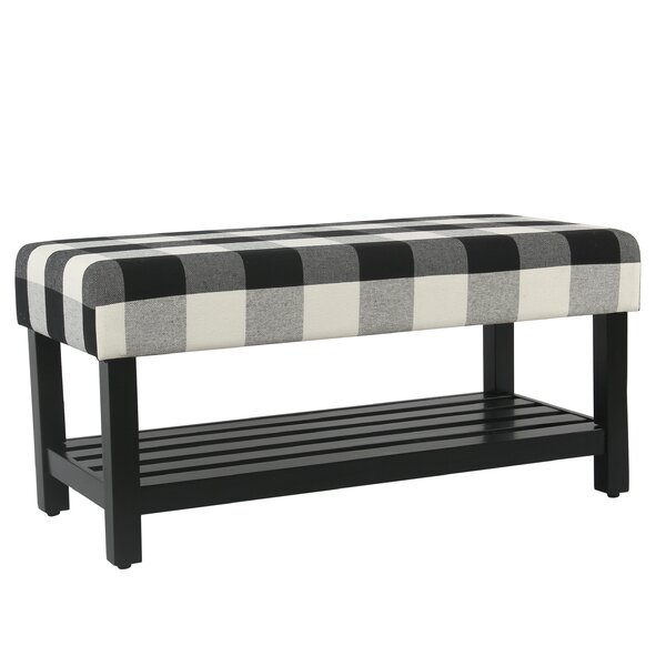 Prudhomme Decorative Upholstered Storage Bench by Gracie Oaks