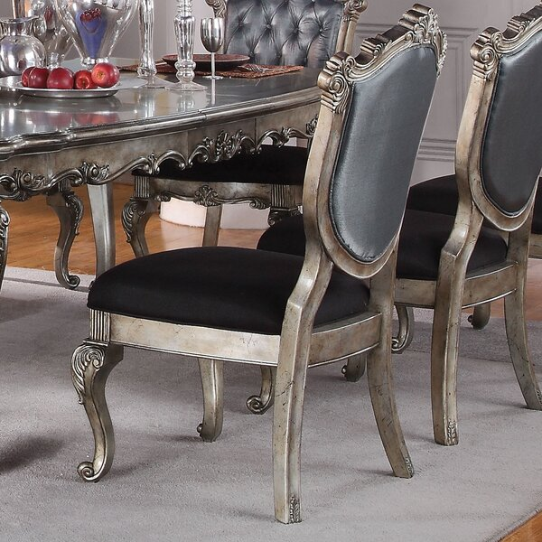 Wensley Upholstered Dining Chair by Astoria Grand Astoria Grand
