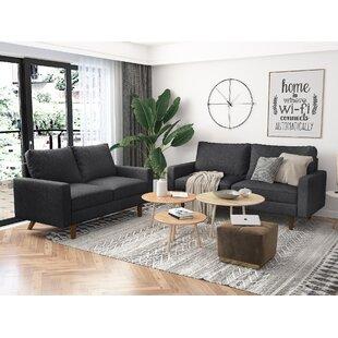 Instory 2 Piece Living Room Set by Kingway INC