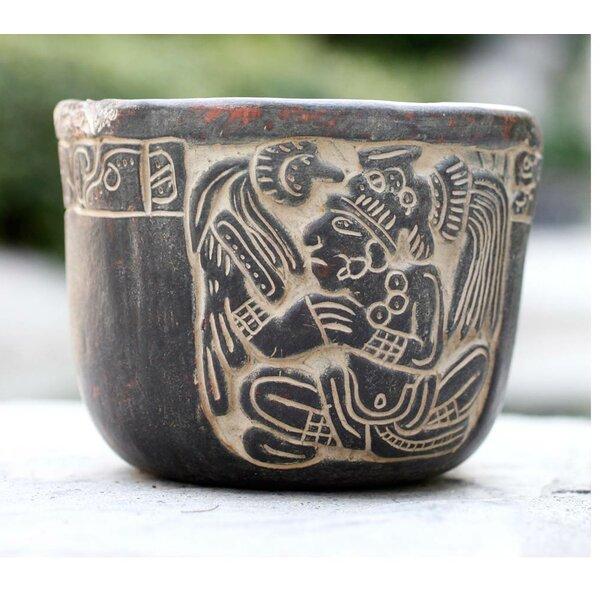 Ceramic Pot Planter by Novica