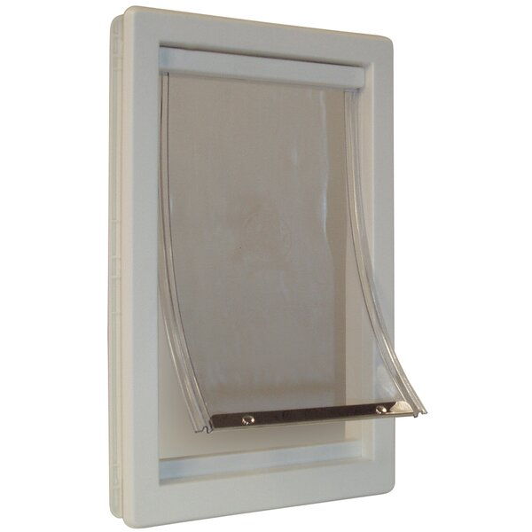 Idlewild Thermoplastic Pet Door by Tucker Murphy Pet