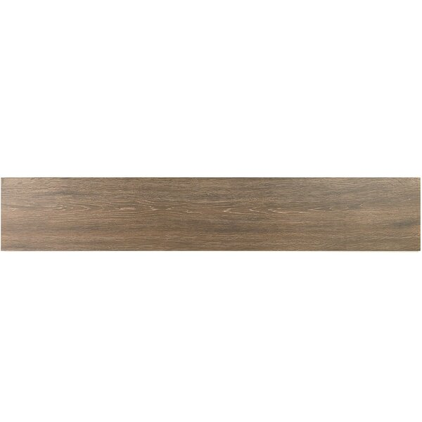 Helena 8 x 45 Porcelain Wood Look Tile in Cherry by Splashback Tile