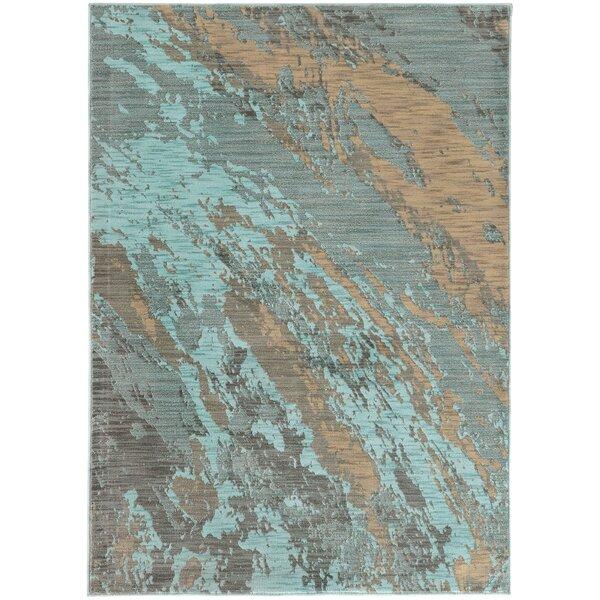 Haugan Blue Area Rug by Trent Austin Design