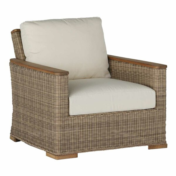 Pacific Lounge Patio Chair with Cushions by Summer Classics