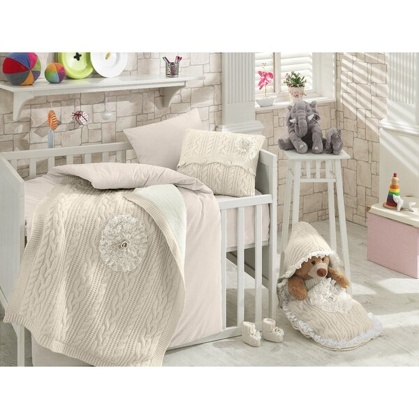 Cottonwood 6 Piece Crib Bedding Set by Greyleigh