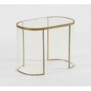 Cindy Bunching End Table by Gabby
